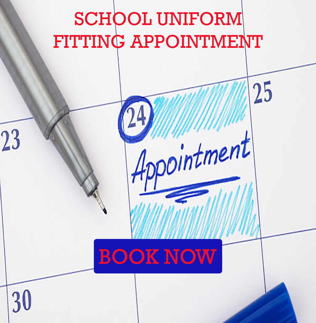 Appointment Booking Form