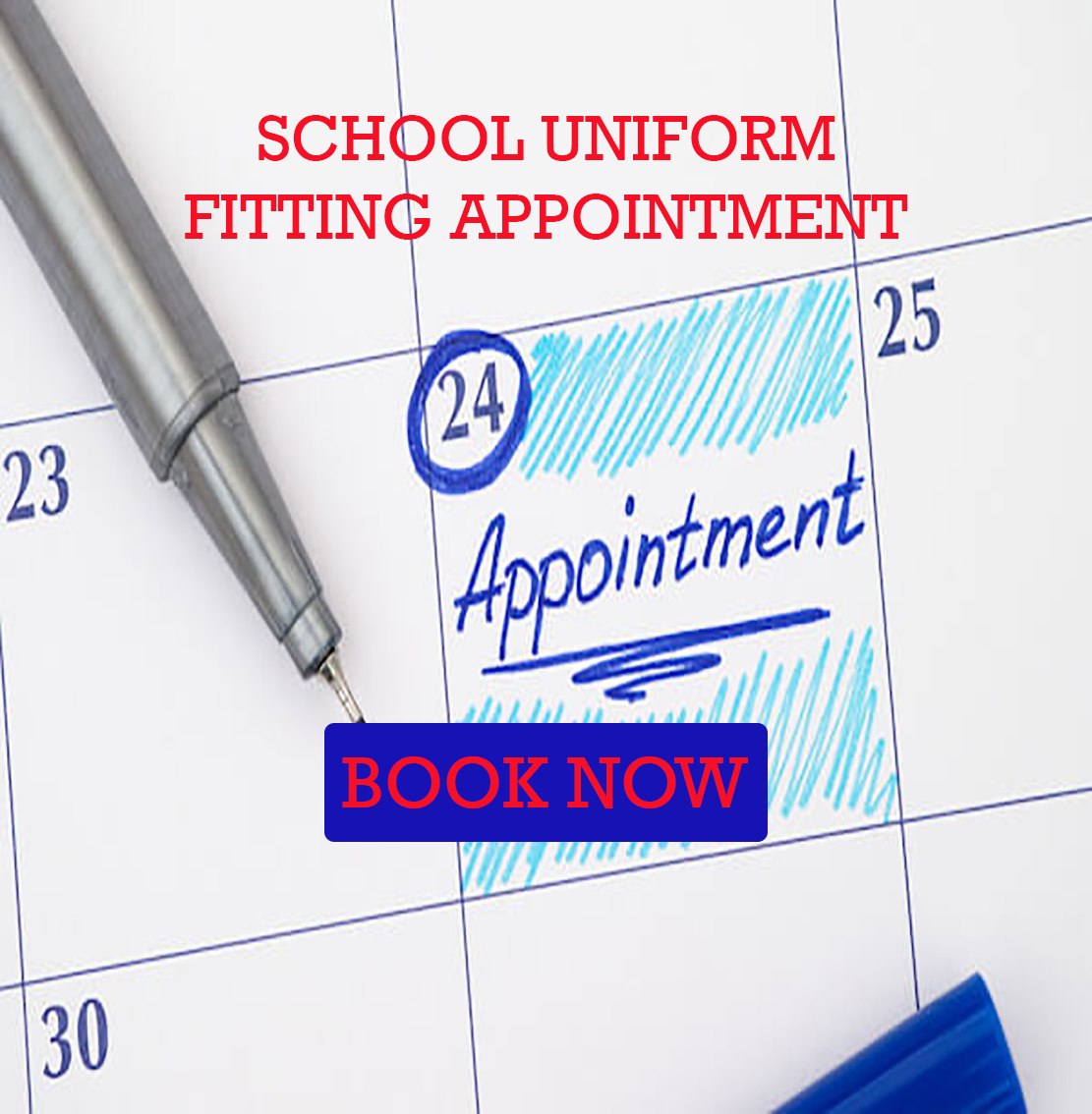 Appointments Booking Form